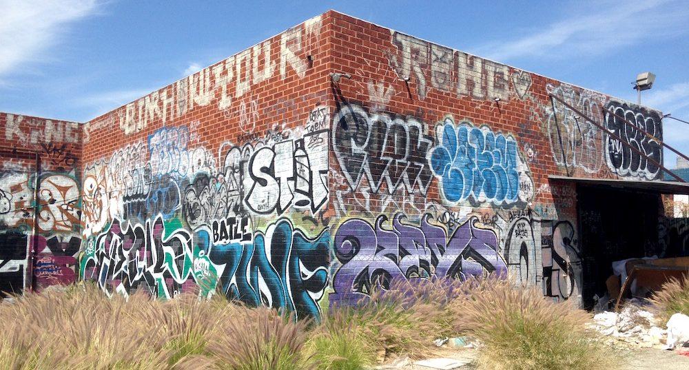 LA Grafitti: A Tagger in Training